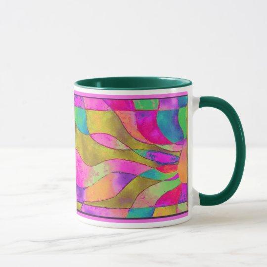 alanart anti-depressant mug