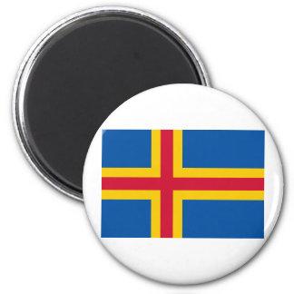 Aland Flag Magnet