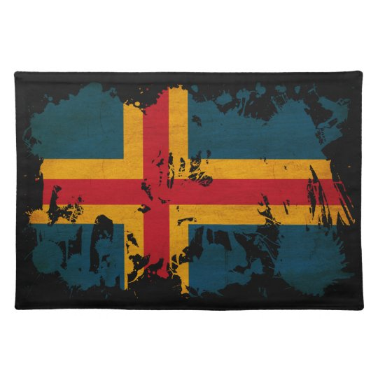 Aland Flag Placemat