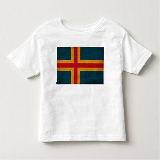 Aland Flag Toddler T-shirt