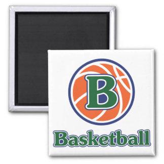 Alander Basketball Magnet