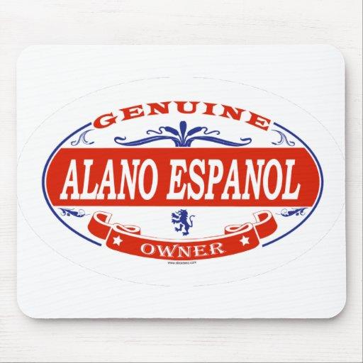 Alano Espanol Alfombrilla De Raton