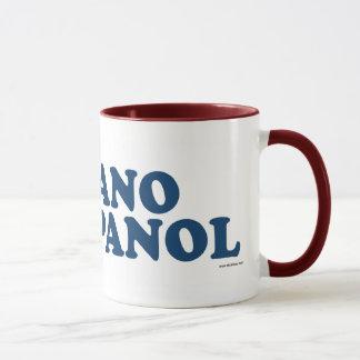 Alano Espanol Blue Mug