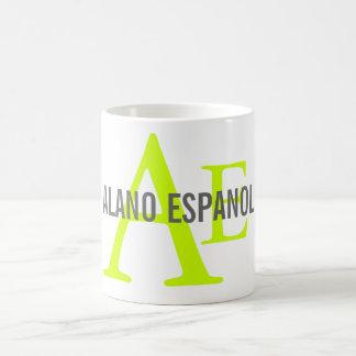Alano Espanol Breed Monogram Coffee Mug