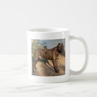 Alano Español Dog Coffee Mug