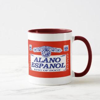 Alano Espanol Mug