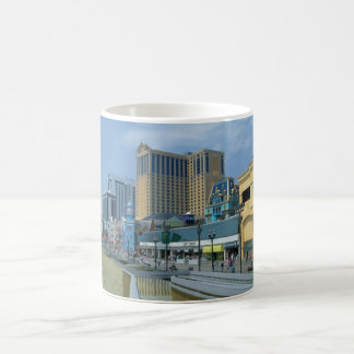 Alantic city 11 oz magic heat Color-Changing coffee mug