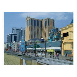 Alantic city postcard