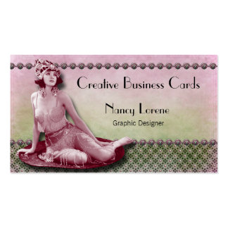 Alanya Rose from Creative Business Cards