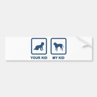 Alapaha Blue Blood Bulldog Bumper Sticker