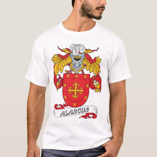Alarcon Family Crest T-Shirt