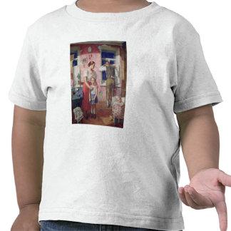 Alarm, 1934 camisetas