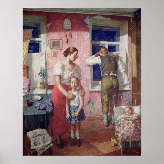 Alarm, 1934 poster