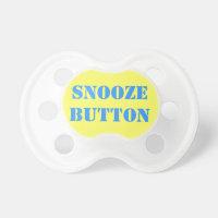 Alarm BooginHead Pacifier