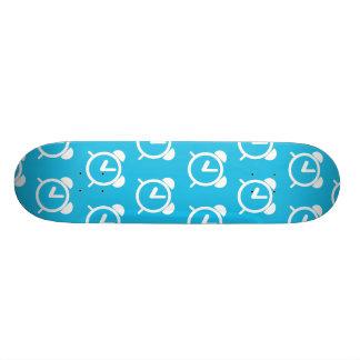 Alarm Clock blue Skateboards