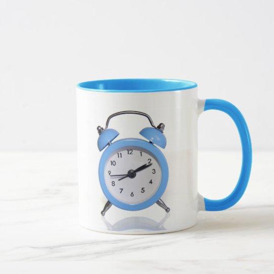 alarm clock-morning mug