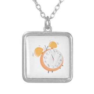 Alarm Clock Necklaces