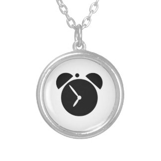 Alarm Clock Necklace