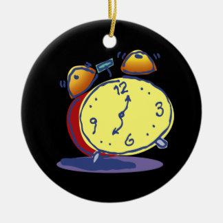 Alarm Clock Ornament