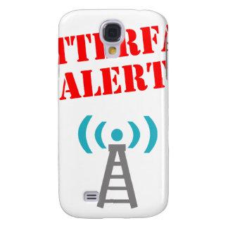 ¡Alarma de Butterface! Periphenalia Funda Para Galaxy S4