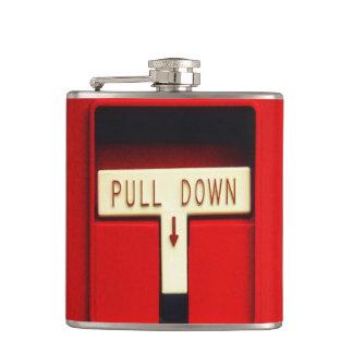 Alarma de incendio petaca