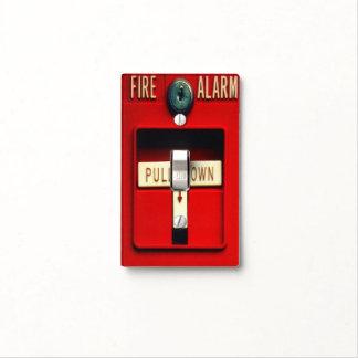 Alarma de incendio tapa para interruptor