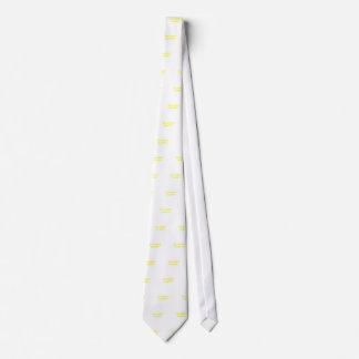Alarma de la alergia corbatas personalizadas