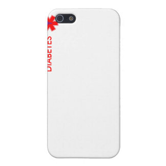 Alarma diabética - caso del iPhone 4 - discreta iPhone 5 Cárcasas