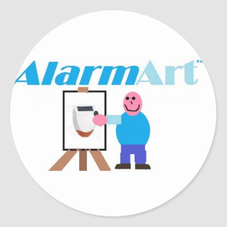 AlarmArt Sticker 1