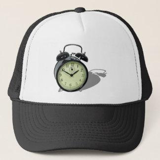 AlarmClock041109shadows Trucker Hat