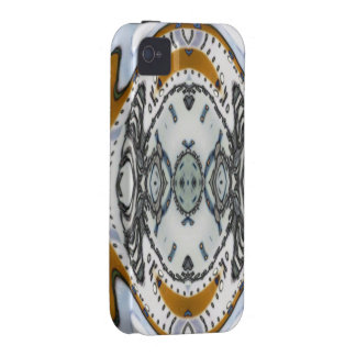 Alarmed Clock Abstract iPhone 4/4s Case