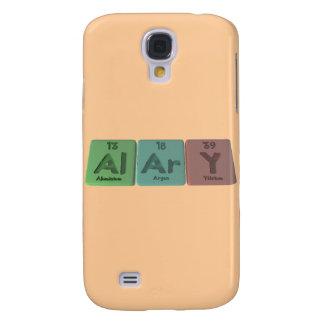 Alary-Al-Ar-Y-Aluminium-Argon-Yttrium Galaxy S4 Case