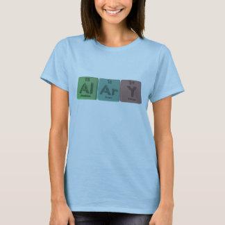 Alary-Al-Ar-Y-Aluminium-Argon-Yttrium T-Shirt