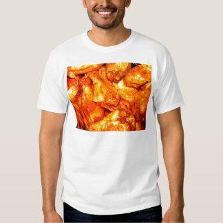 Alas calientes picantes camisas