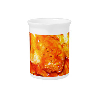 Alas calientes picantes jarrones