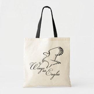 Alas como bolso de compras de Eagles Bolsas De Mano