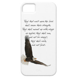 Alas como Eagles Isaías 4o: 31 iPhone 5 Case-Mate Protectores