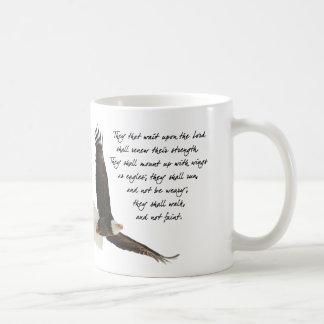Alas como Eagles Isaías 4o: 31 Tazas De Café