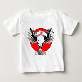 Alas de búfalo 2 t shirts