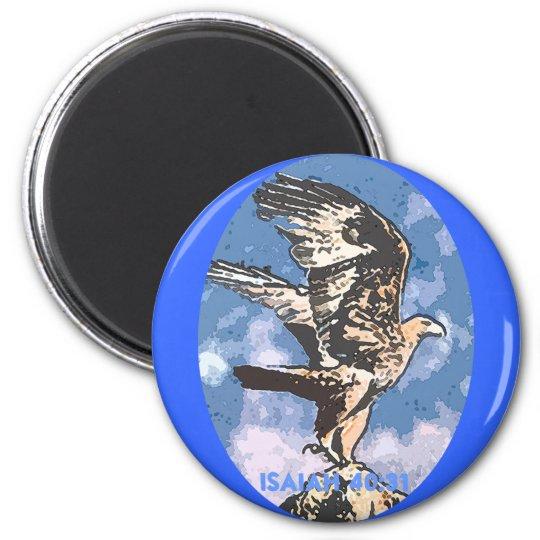 Alas de Eagles - 40:31 de Isaías Imán Redondo 5 Cm