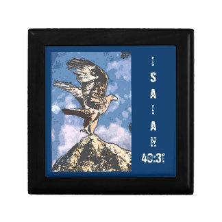 Alas de Eagles - 40:31 de Isaías Cajas De Joyas