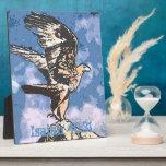 Alas de Eagles - 40:31 de Isaías Placas De Plastico