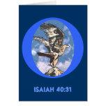 Alas de Eagles - 40:31 de Isaías Tarjeta