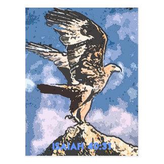 Alas de Eagles - 40:31 de Isaías Tarjetas Postales