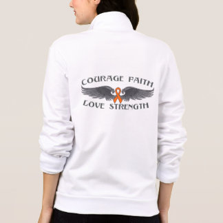 Alas de la fe del valor de la esclerosis múltiple chaquetas