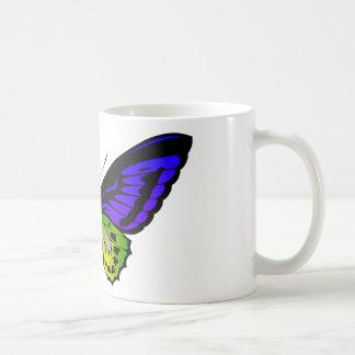 Alas de la felicidad taza de café