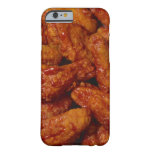 Alas de pollo funda para iPhone 6 barely there