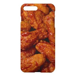 Alas de pollo funda para iPhone 7 plus