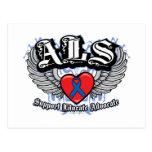 Alas del ALS Postales