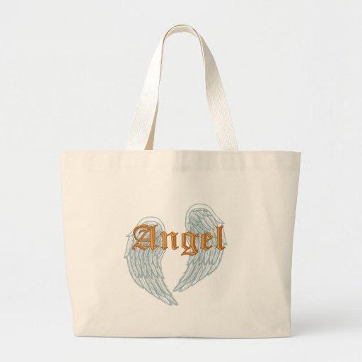 Alas del ángel bolsas